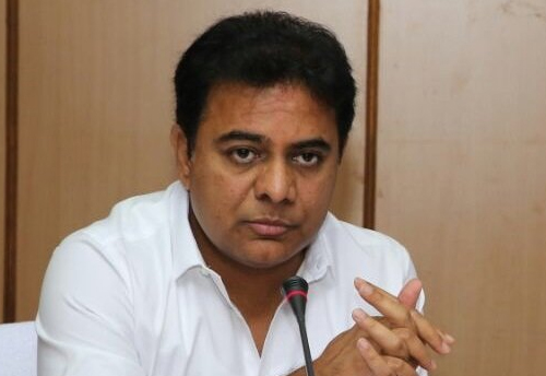 KTR slams the Centre for its utter lack of support to Telangana State