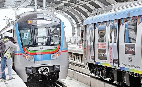 17 police stations to be set up along Hyderabad Metro Rail