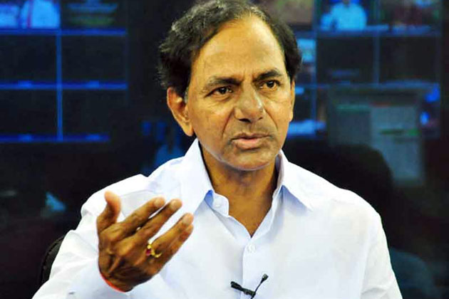 If TRS loses, I will sleep at home: KCR