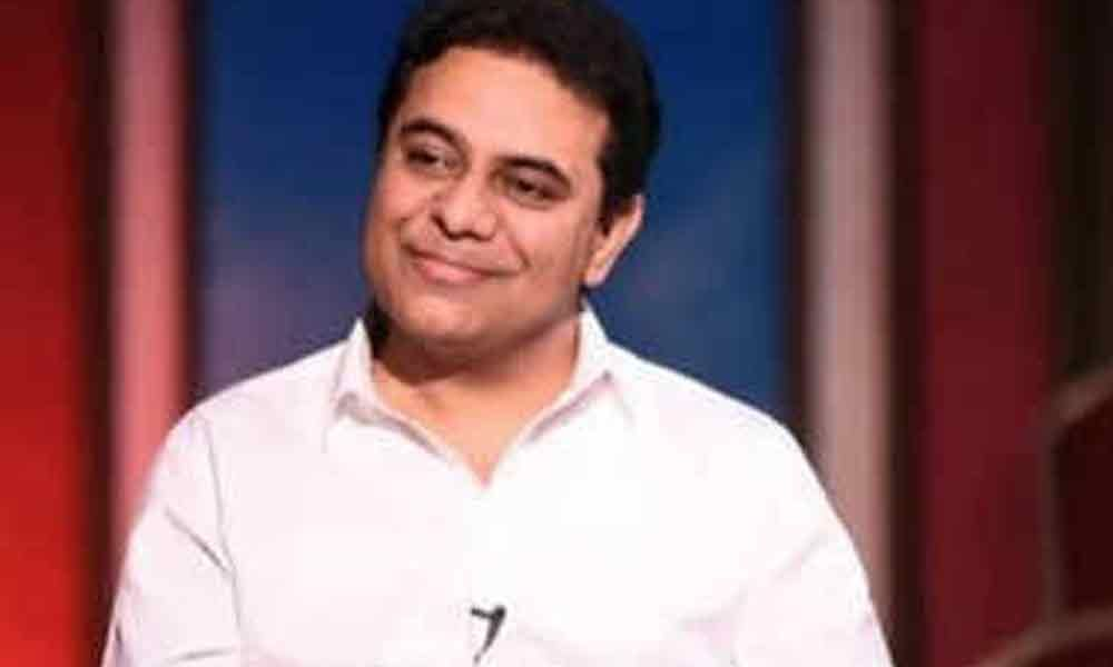K T Rama Rao opted to give to needy on his birthday through the initiative