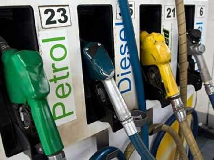 Petrol prices hit 3-year high in Hyderabad
