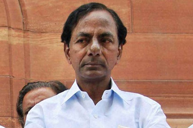 Seeks liberal assistance from Centre for rain damage: KCR