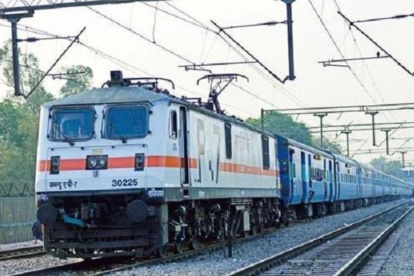 Intercity Express train between Lingampalli to Vijayawada timings revised
