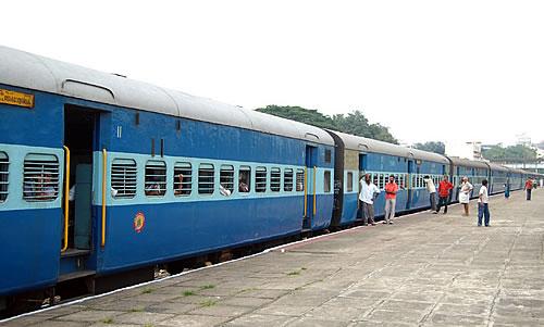 SCR run special trains for Delhi during Diwali