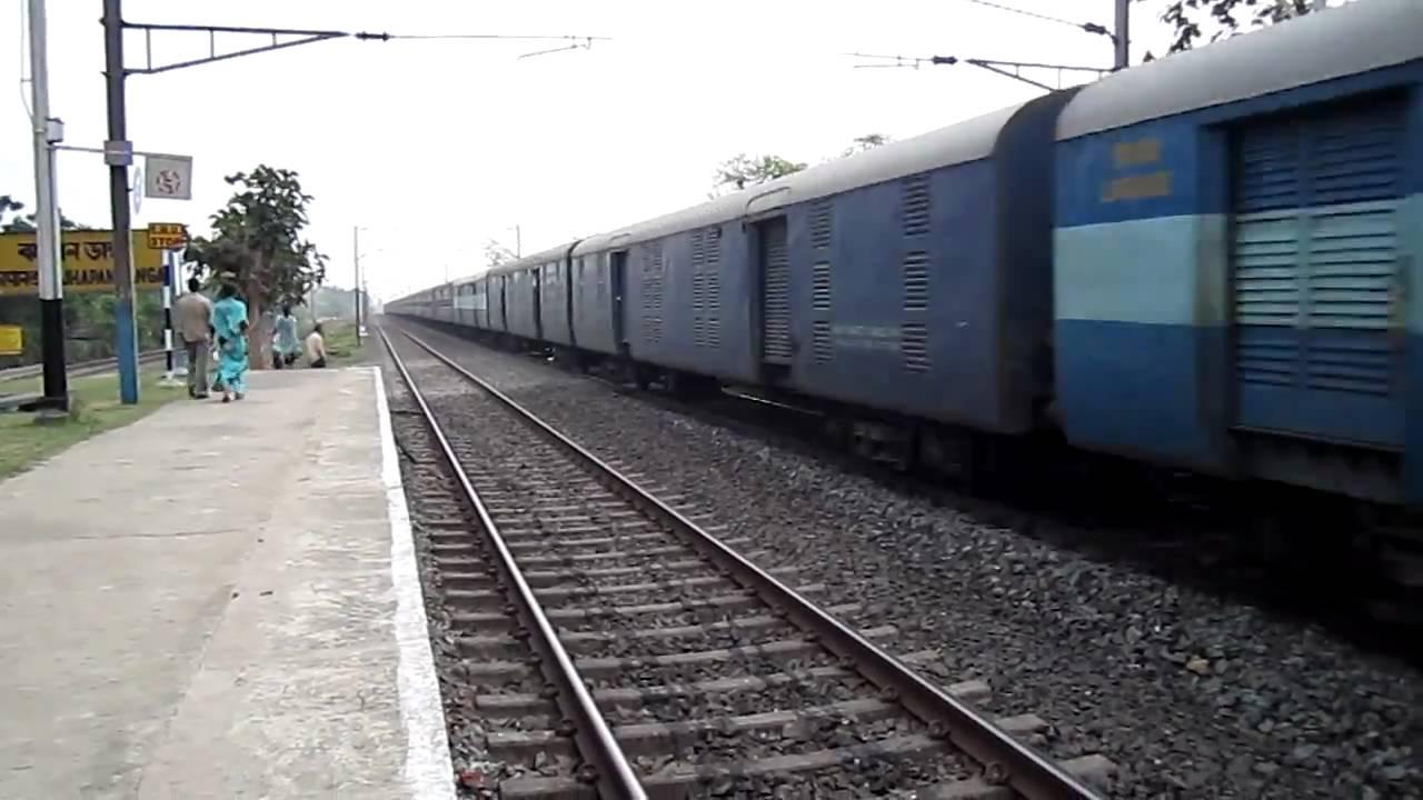 Guwahati-Secunderabad train cancelled