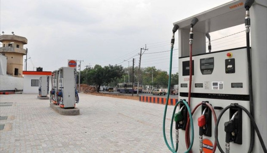 Prisons dept to open 50 petrol bunks in Hyderabad