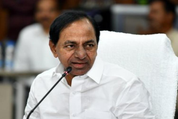 CM KCR seeks Rs.52 K cr for LI schemes, Bhagiratha