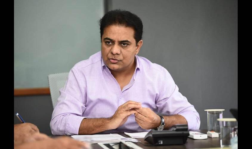 Aatmanirbhar package needs a relook: K T Rama Rao