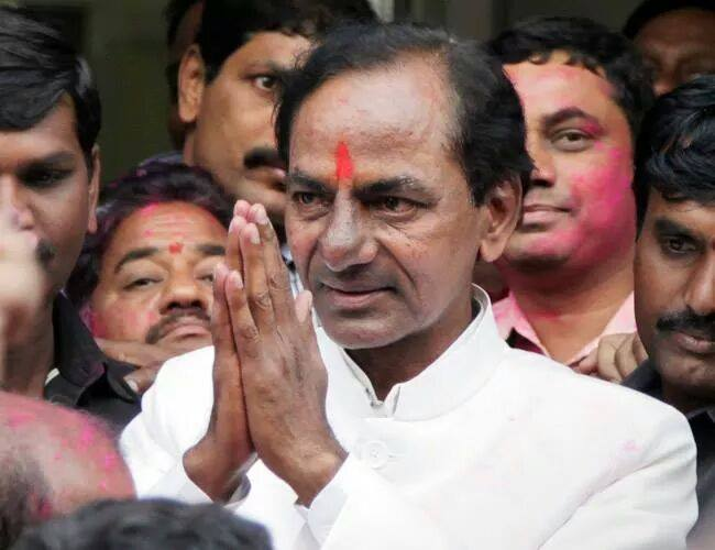 KCR likely to take oath as CM of Telangana tomorrow