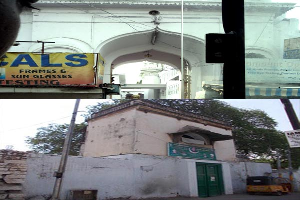Heritage horror: Hussaini Alam street under threat