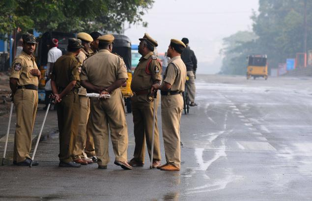 Police gear up for GHMC elections