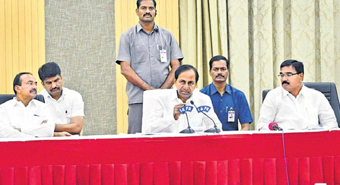 Coronavirus patients in good condition: CM KCR