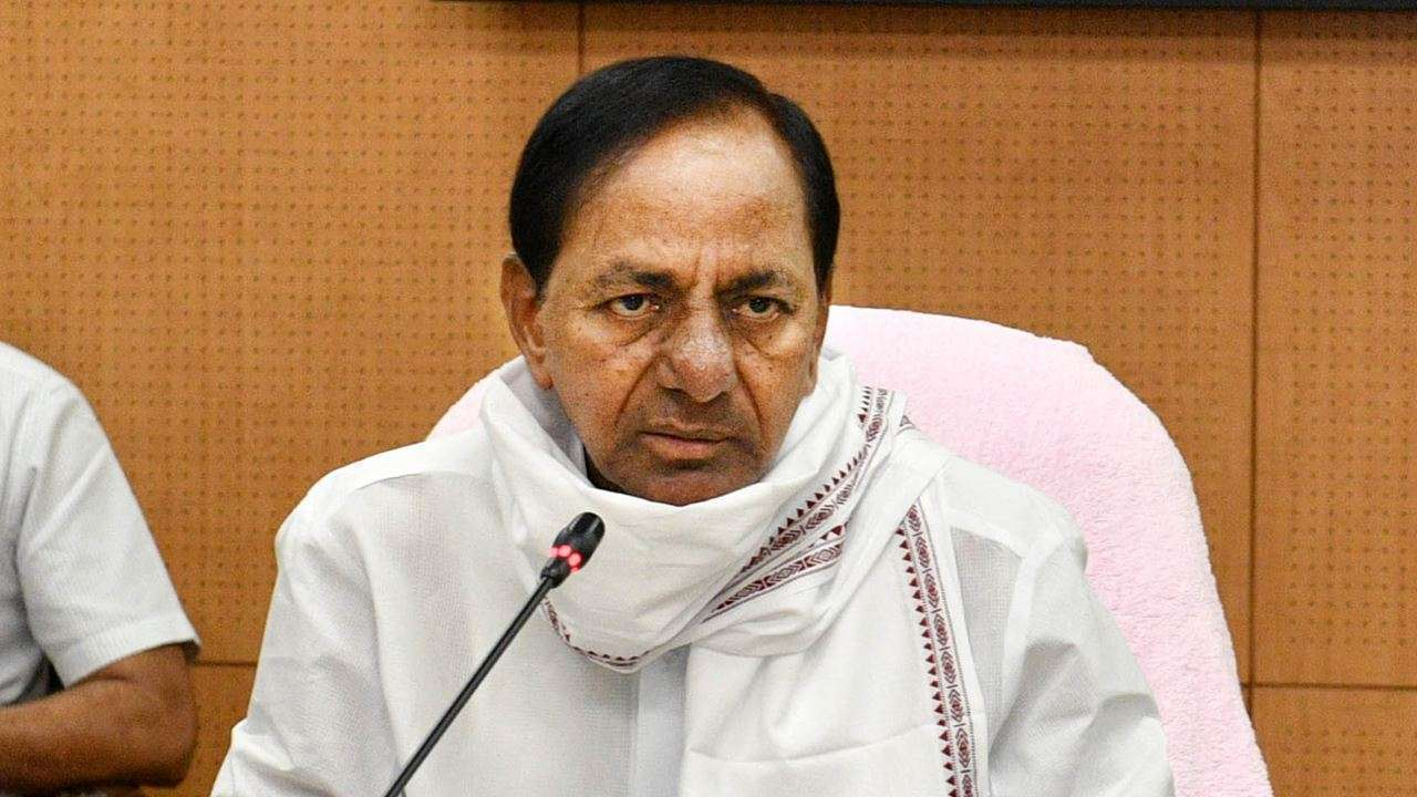 CM KCR asks Dalits to end differences within community