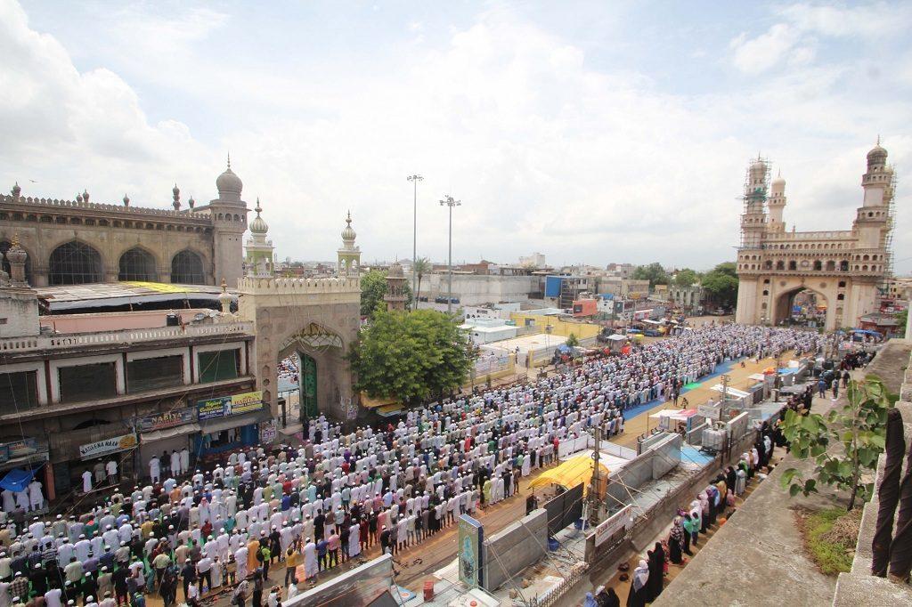 Traffic restrictions for Jummat-ul-Vida prayers