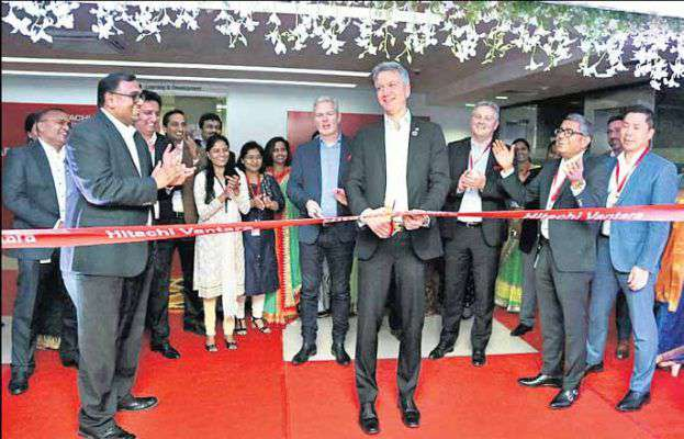 Hitachi opens centre in Hyderabad