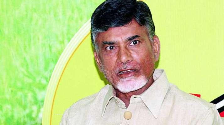 Congress candidate to be CM: Chandrababu Naidu