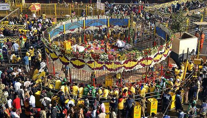 Medaram Jatara to be held from Feb 5 to 8 next year