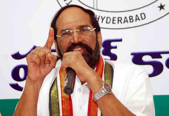 Modi, KCR will change Constitution if voted to power: Uttam Kumar Reddy