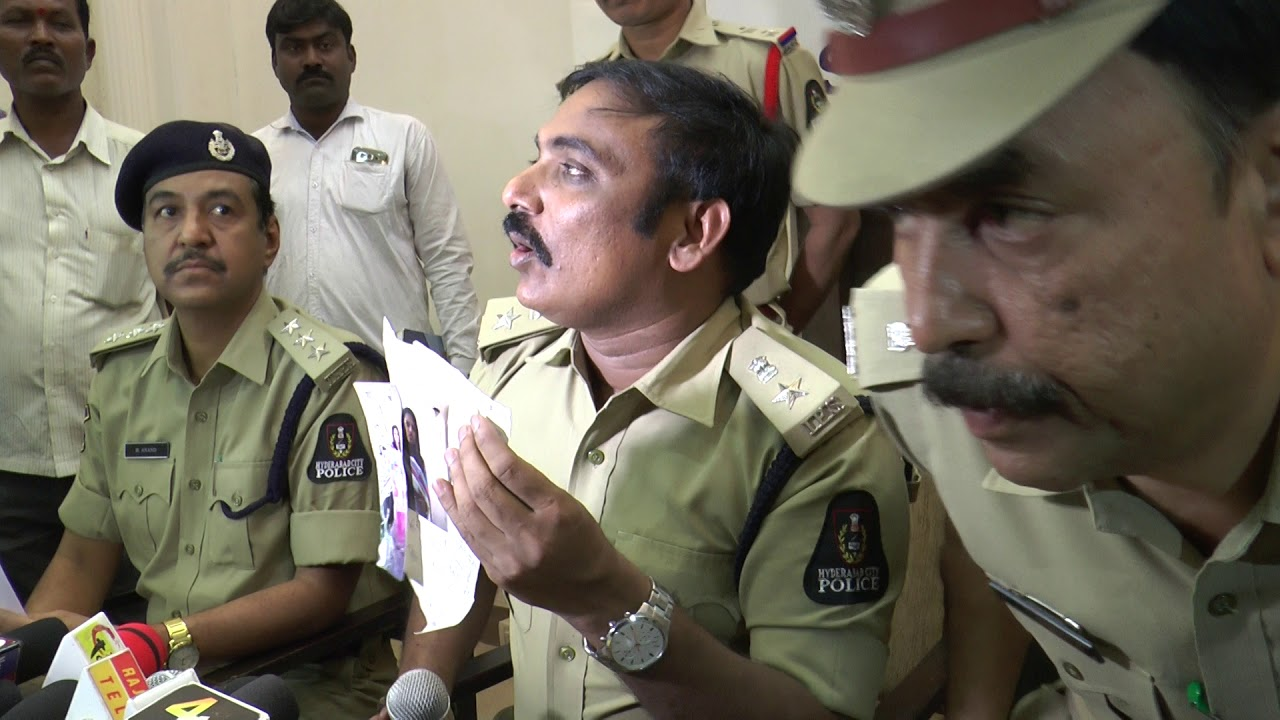 DCP South Zone Sathyanarayana warns old city people