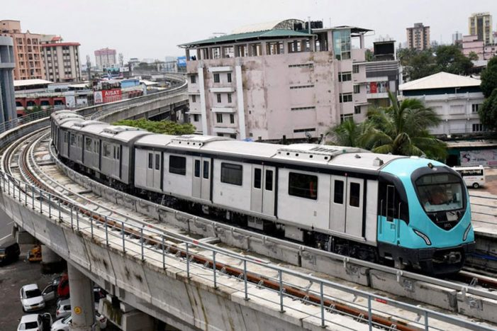 Hyderabad metro expects patronage to cross 4 lakh mark on Monday