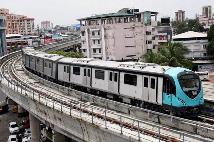 Hyderabad metro expects patronage to cross 4 lakh mark on Monday