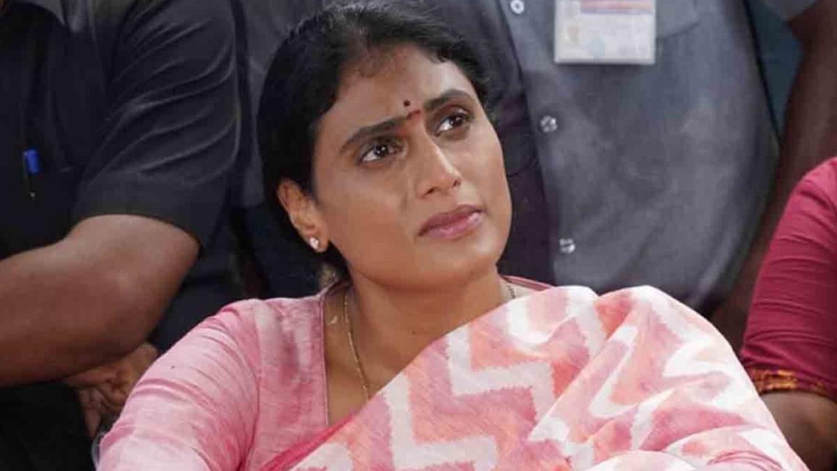 Govt policies pushed Telangana into crisis: Y S Sharmila