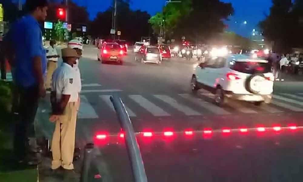 trafficsignalsupgradedatkhairtabad