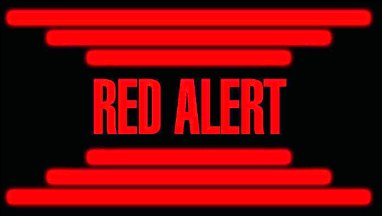 Red alert at Hyderabad airport