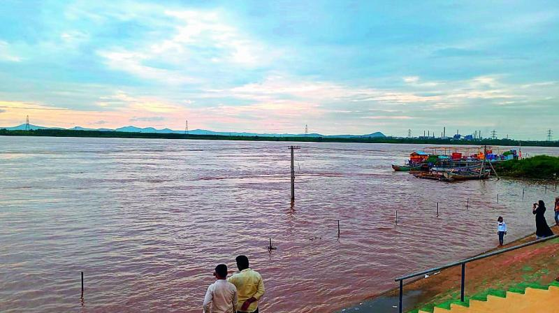 Karimnagar to get water from Kaleshwaram by Aug 15