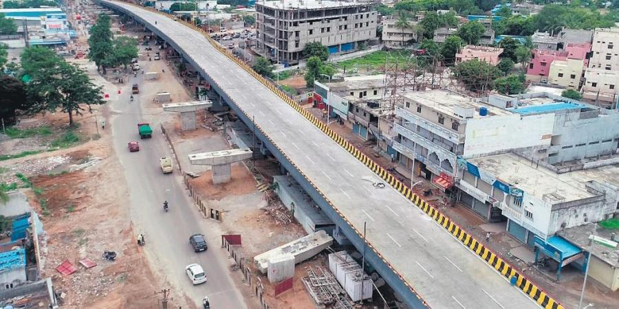 KTR to open Bairamalguda flyover today