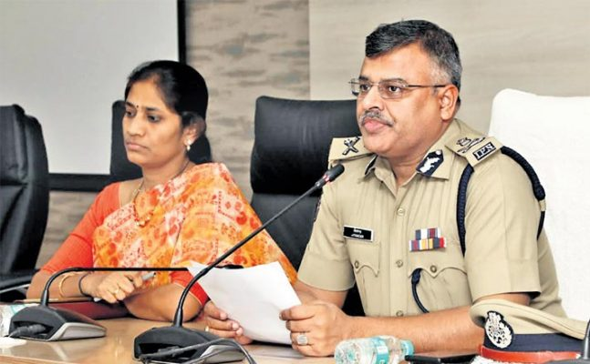 10,000 cops to be deployed in Telangana for counting