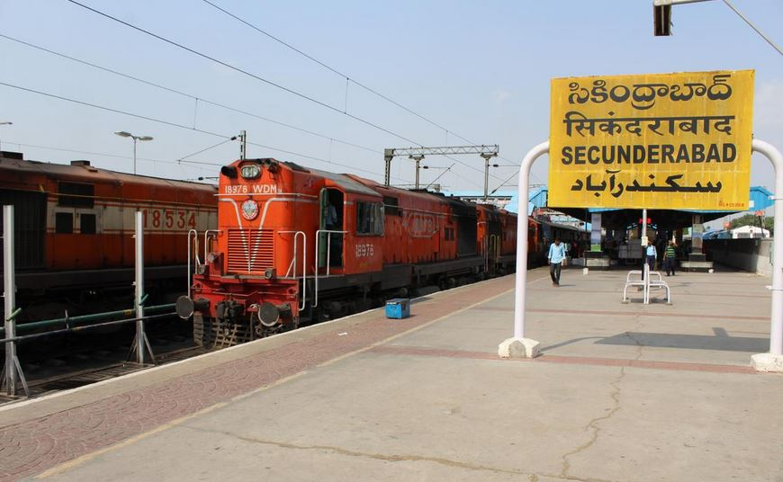 Secunderabad railway station is 2nd cleanest
