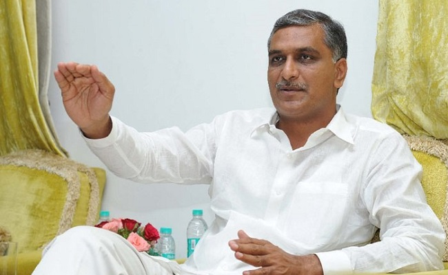 Siddipet to get piped gas supply shortly: T Harish Rao