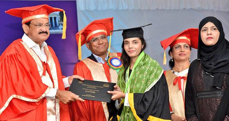 No country can make progress if women lag behind: Venkaiah Naidu
