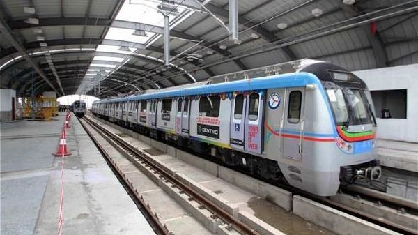 Hyderabad Metro Rail to introduce two more trains soon