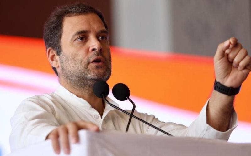 Rahul will campaign in Telangana on Dec 3