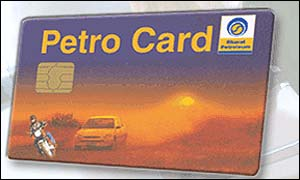 HP REFUEL CARD LAUNCHED IN HYDERABAD