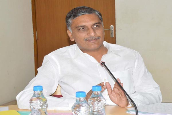 Harish Rao: TS Govt to issue notification for 10,000 police jobs