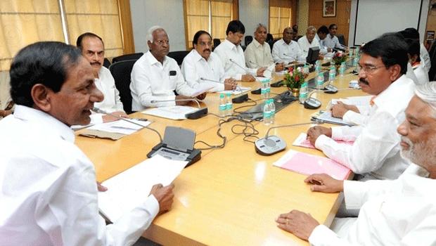 Telangana Cabinet to meet today at 5 pm