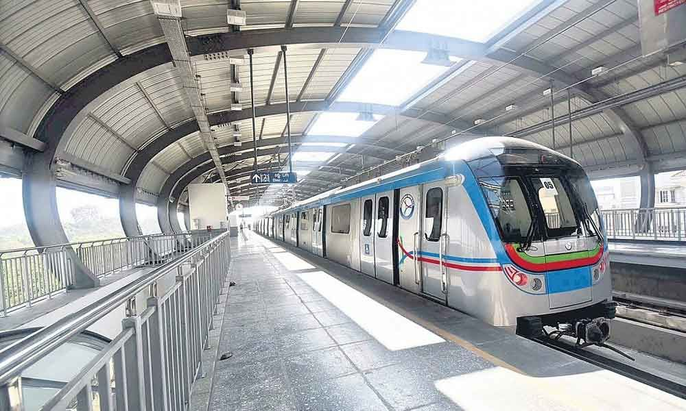 Jubilee Hills Metro station will open today