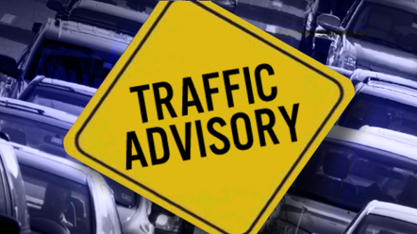 Traffic advisory issued ahead of PM Modi