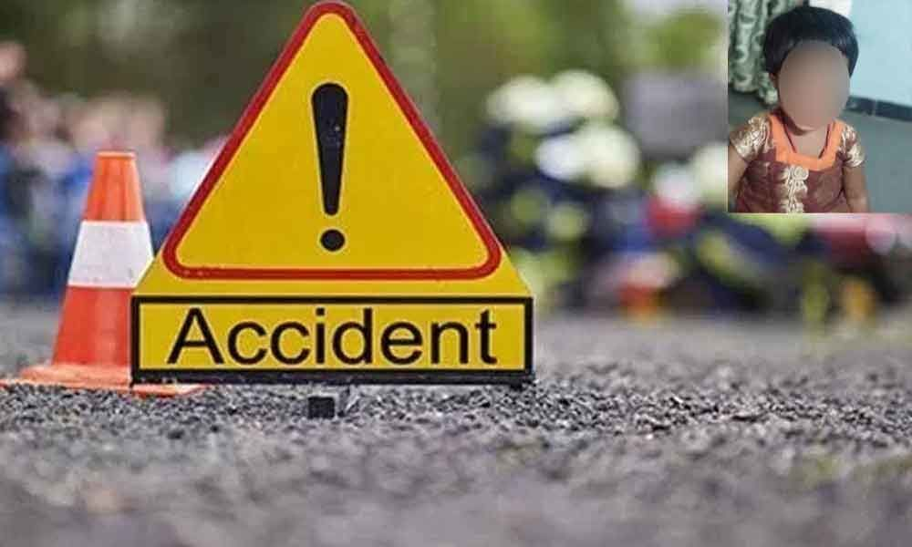Girl dies after hit by MLA
