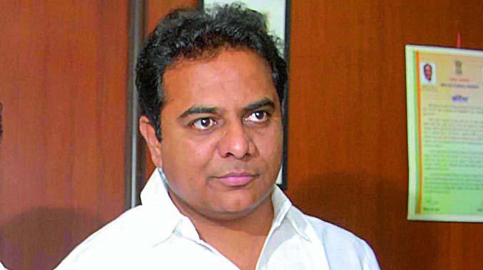 K T Rama Rao will inaugurate Deccan Park today