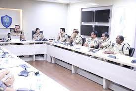 Anjani Kumar inaugurates conference hall at DCP office
