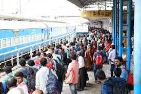 SCR ferried over 91 lakh unreserved passengers during Sankranti