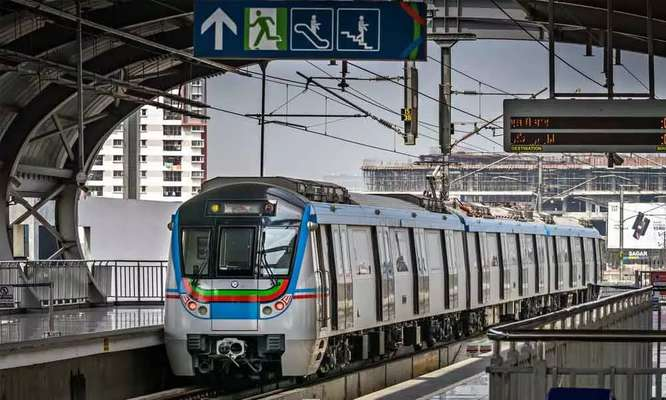Hyderabad Metro to continue late night operations