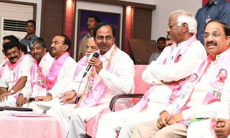 TRS to add more sops for SC,ST in manifesto