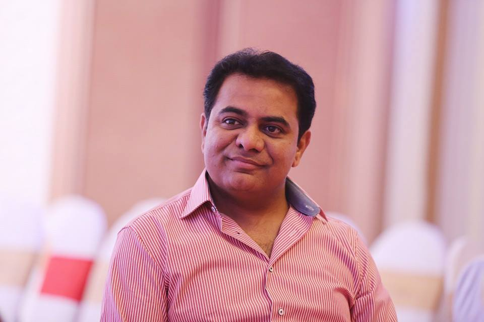 HARVARD INVITES KTR TO INDIA CONFERENCE IN FEB.