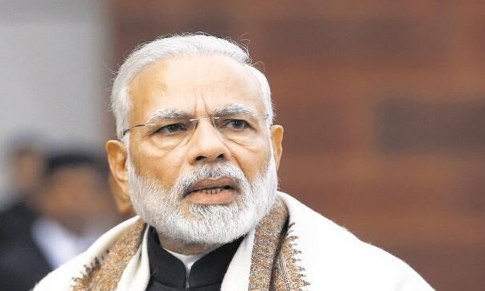 Modi to address 2 public meetings on March 29 and April 1