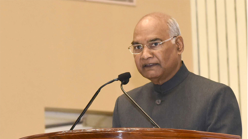 President Kovind seeks report on suicides by Telangana students